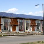 Landmark Solar Townhomes