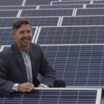 Kyle Kasawski of Landmark Solar