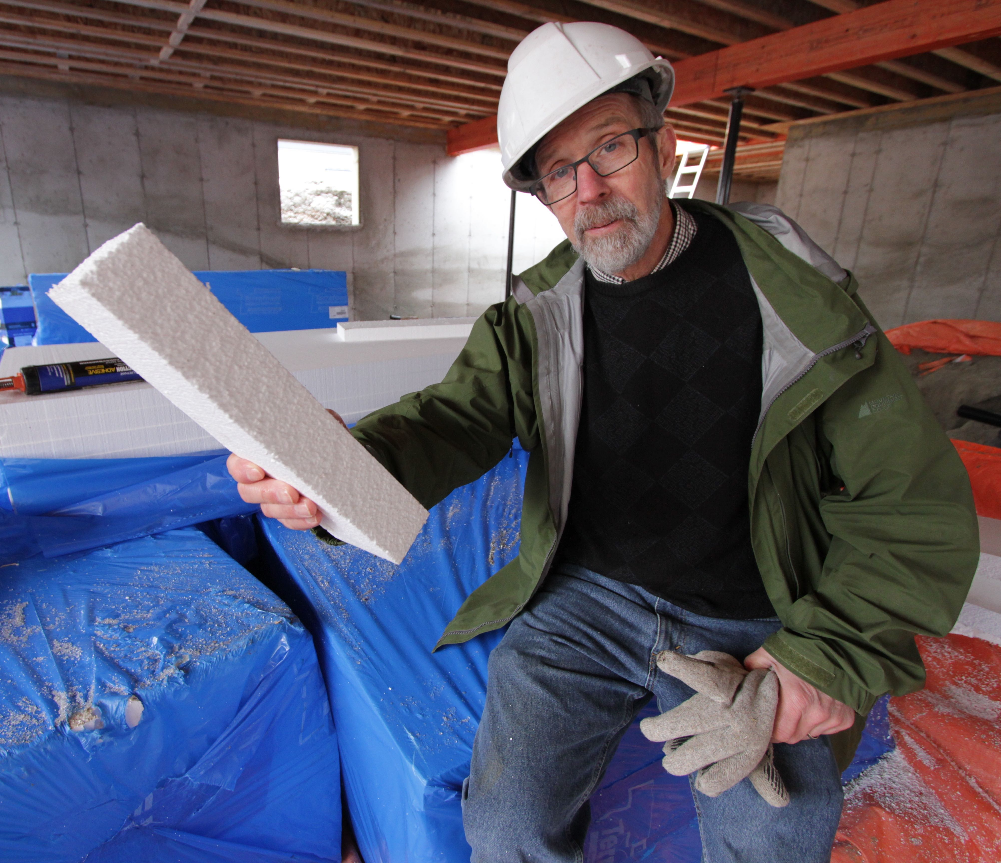 132 Insulation 101 One Builders Secret Blueprint For A Net Zero Composites Electrical Domestic Futures Just Home Green Energy