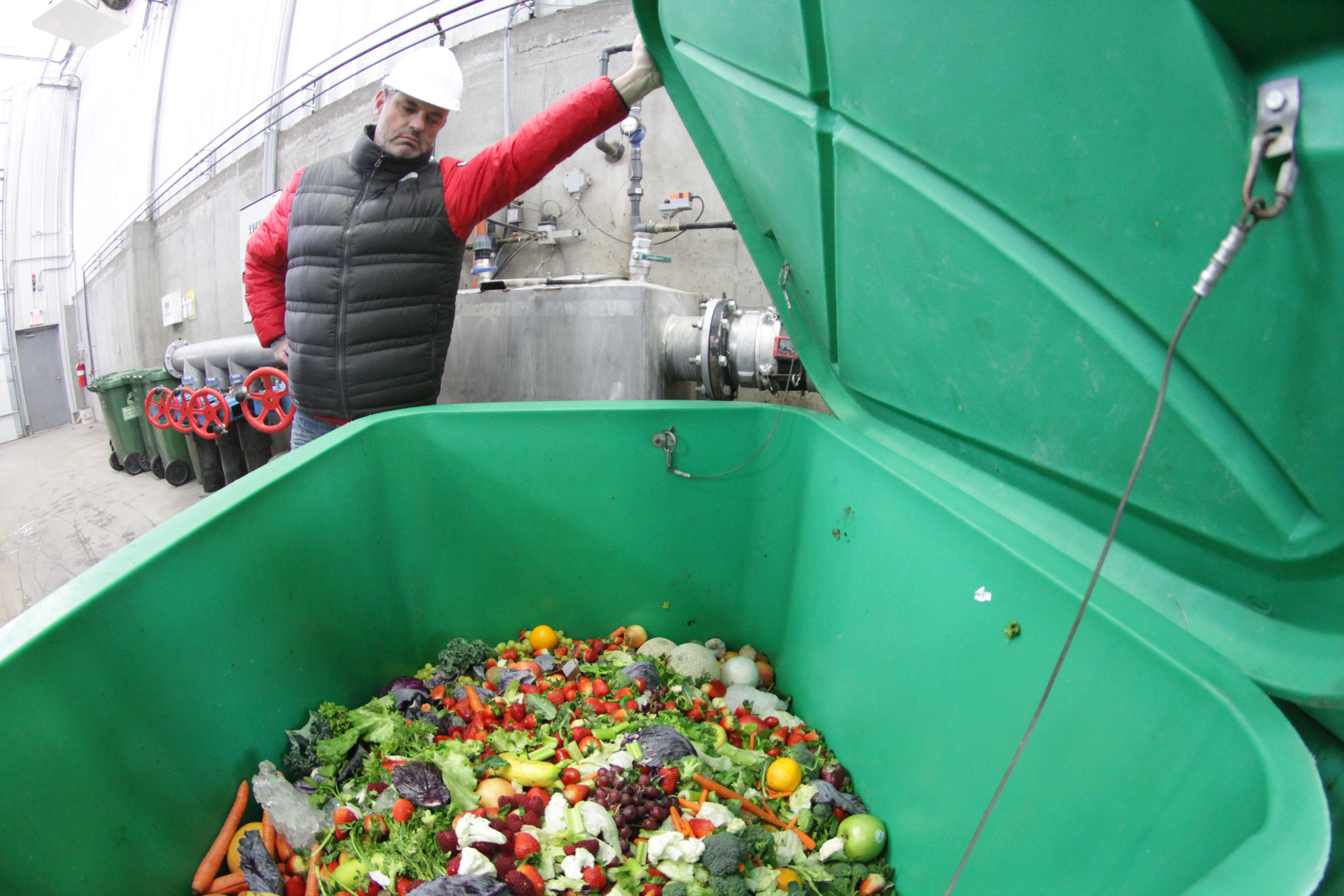 134  Biogas: Brown waste – green power! - Green Energy Futures