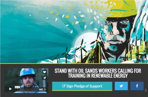 Iron and Earth has attracted 4,000 supporters and 450 workers interested in renewable energy training since launching.