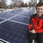 Photo David Dodge, Green Energy Futures