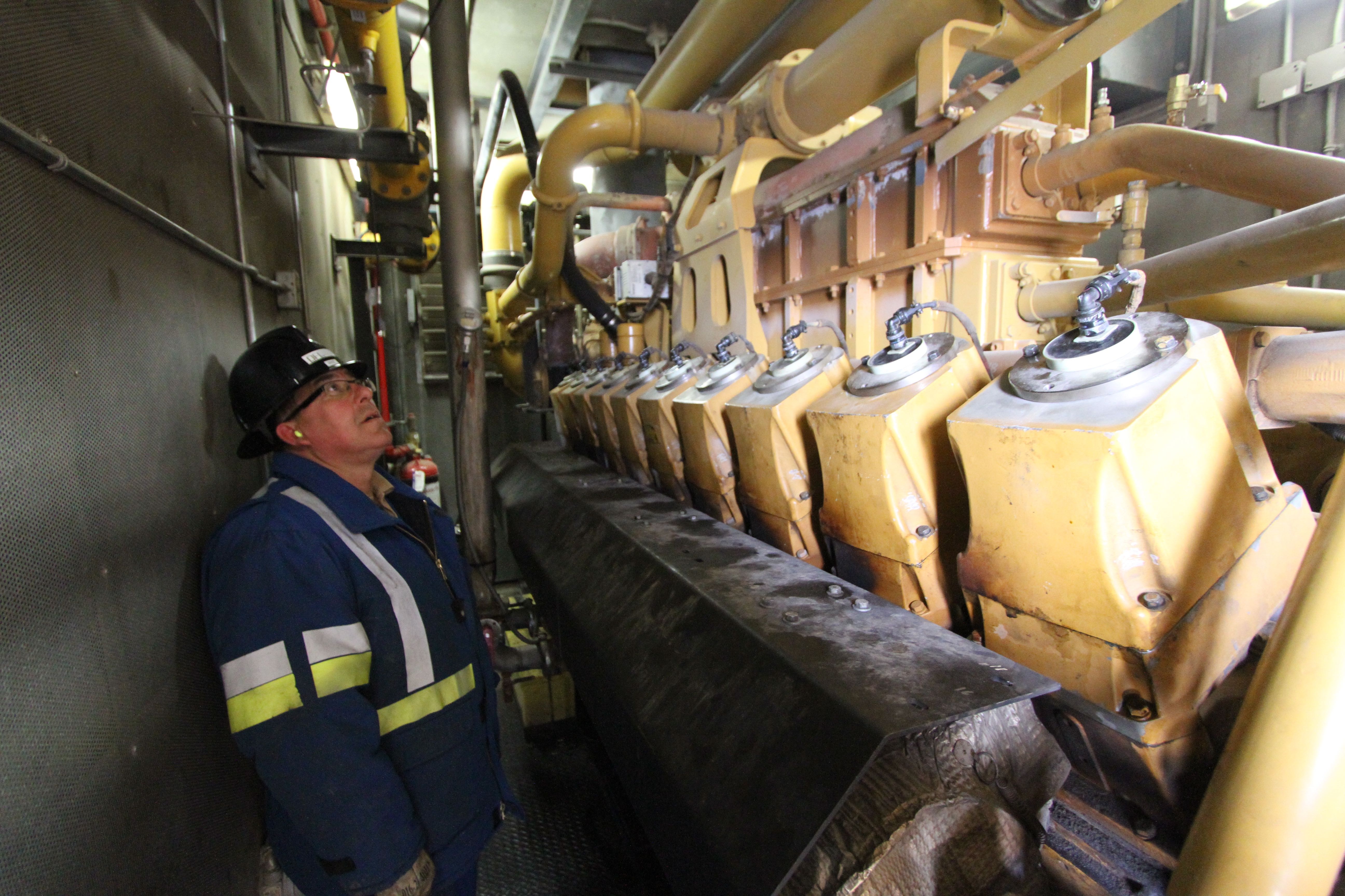 33 Landfill gas How old garbage can generate electricity Green