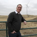 Dan Balaban, the founder and CEO of Greengate Power has almost 1500 megawatts of wind projects in the pipeline.