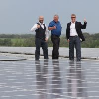 Thumbs up for solar