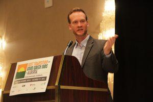 Dan Woynillowicz, Clean Energy Canada