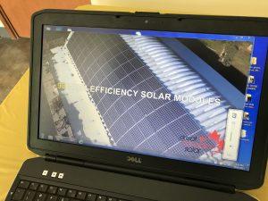 Bart Guyon has even put solar on his own farm