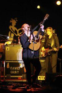 David Gray at EFMF