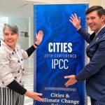 IPCC Cities conference in Edmonton
