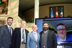 Climate change conference coming to Edmonton