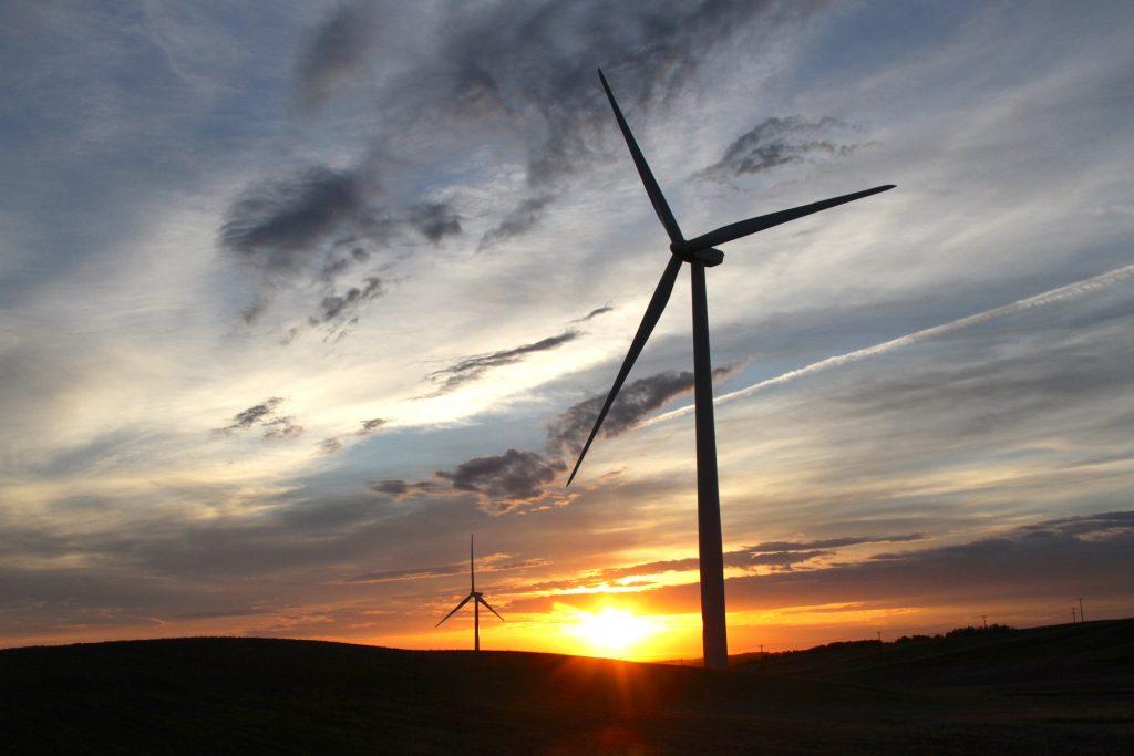 Bull Creek Wind Farm