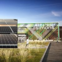 La Maison Simons - the first net-zero energy store in Canada