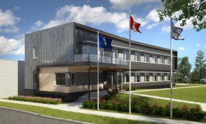 Valleyview Passive House Civic Building